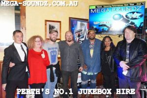 Best Touch Screen Karaoke Jukebox Hire Perth.