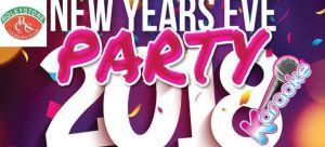 New years eve karaoke party 2018