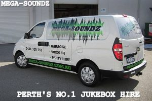 Reliable karaoke jukebox hire around Perth