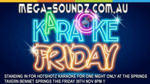 Karaoke Friday Perth