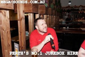 Karaoke jukebox Stars Springs Tavern