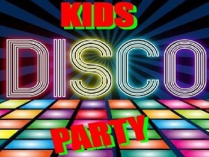 Kids Disco Party Hire Perth