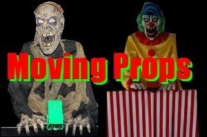 MOVING HALLOWEEN PROP HIRE PERTH