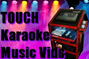 Touch Screen Karaoke Machine Hire and jukebox rental Perth