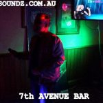 karaoke saturdays perth 7th Ave Bar