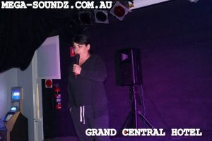 Karaoke Jukebox Singers Thursday Grand Central Hotel Perth