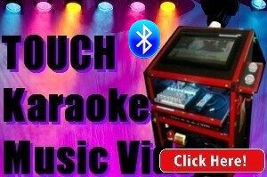 touch screen karaoke jukebox machine hire Perth get the best rental jukebox.