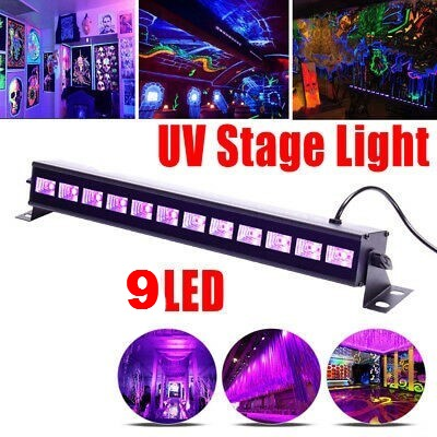 uv blacklight glow party hire perth