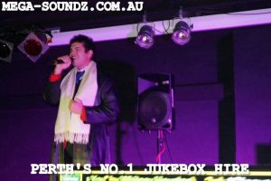 Karaoke jukebox Singing Stars Grand Central Hotel Thursdays