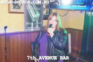 Saturday Karaoke Stars At The 7th Ave Bar