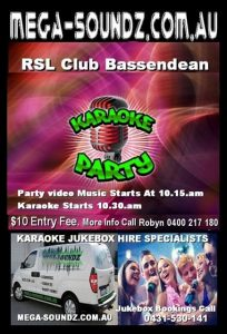 Karaoke for the disabled perth