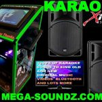 Best available karaoke jukebox for all perth events home or corporate